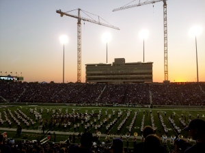 Beautiful night for some K-State football.