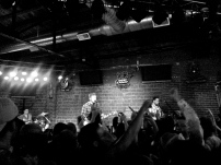 Logan Mize concert at Longhorns.