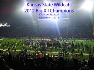 Big XII Champions!