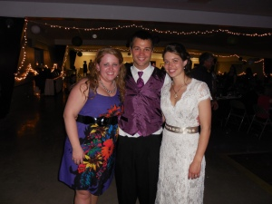 Celebrated the marriage of two of my favorite lovebirds! Congrats Drew and Laura!