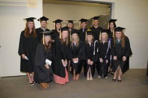 2013 Ag Communications graduates
