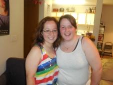 Kyla and Jancey