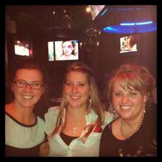 AFA friends Ellen and Casey!