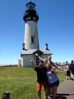 Yaquina Head Lighthouse   Newport, Oregon