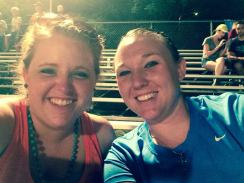 Rodeo with Bri.