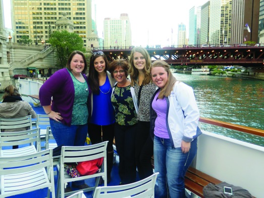 Boat tour   Chicago