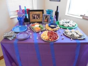 Kyla's Bridal Shower.