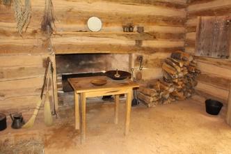 Mt. Vernon - A slave cabin