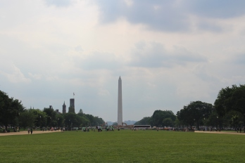 On the Mall