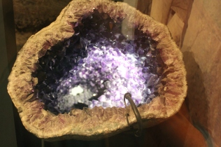 Museum of Natural History: Amethyst