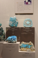 Museum of Natural History: turquoise