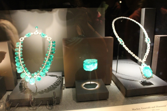 Museum of Natural History: Emeralds