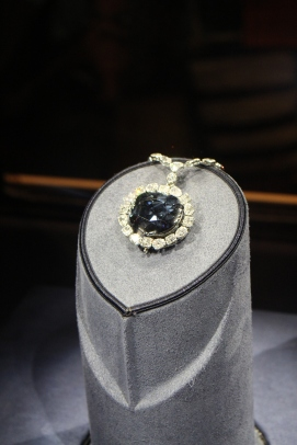 Museum of Natural History: The Hope Diamond