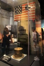 Museum of American History: Lincoln's hat