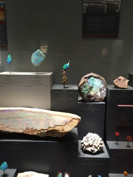 Museum of Natural History: Opal