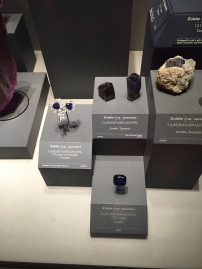 Museum of Natural History: Sapphire