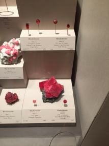 Museum of Natural History: Rubies