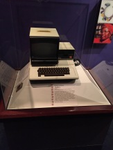 Museum of American History: One of the first Apple computers