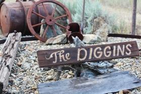 The Diggins.
