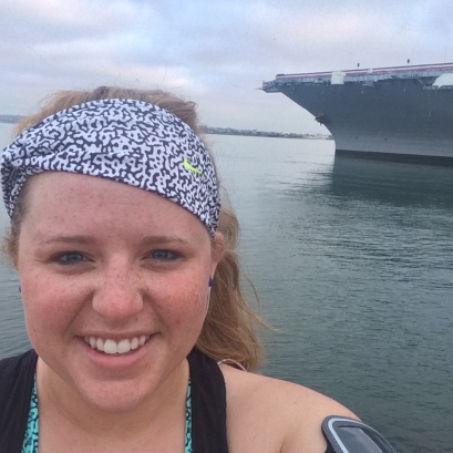 Morning run down to the Midway.