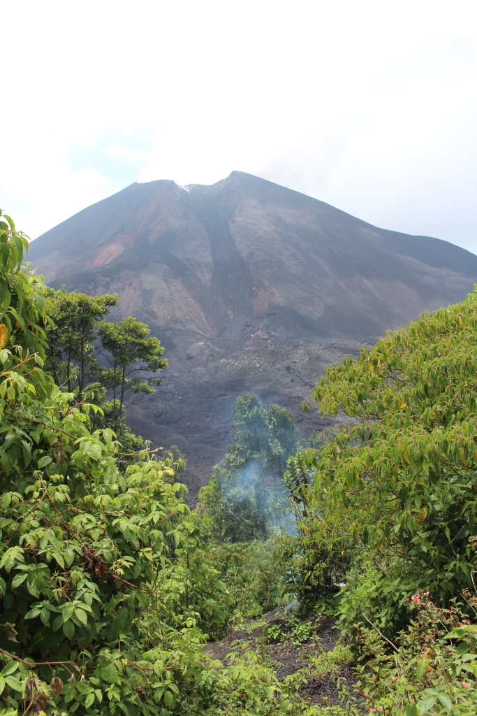 Volcan de Pacaya