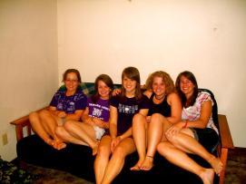 Vattier House Roommates Fall 2011