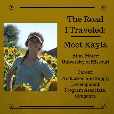 The RoadI Traveled_Kayla main image
