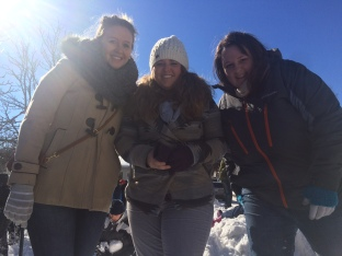 Met up with my friend Kylie for brunch