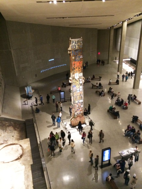 9-11 Museum (1) - EDITED
