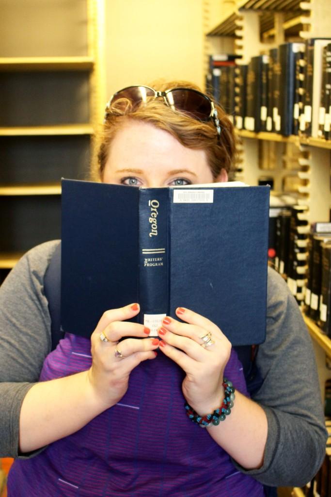 Amanda with Book - EDITED