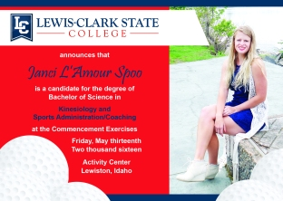Janci grad announcement