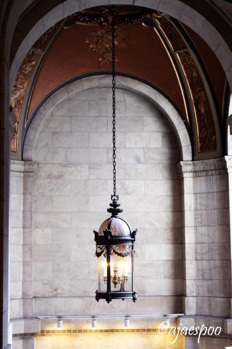 Library chandelier - EDITED NAMEMARK