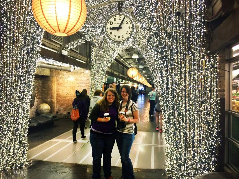 Lights at Chelsea Market (1) - EDITED