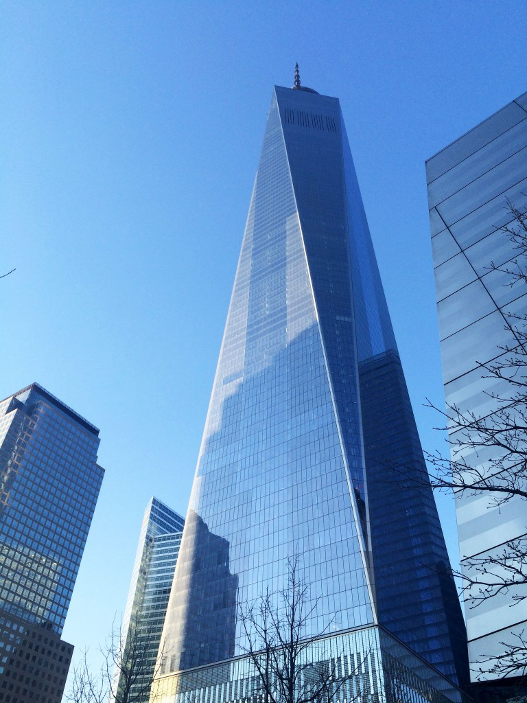 One World Trade Center - EDITED