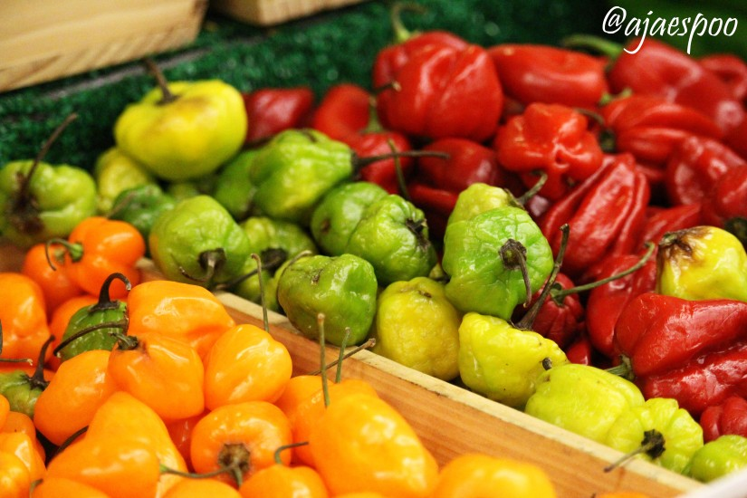 Peppers at Chelsea Market - EDITED NAMEMARK