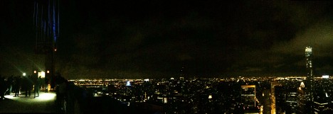 Top of the Rock panaroma - EDITED