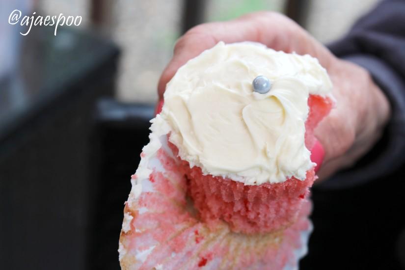 cupcake with namemark