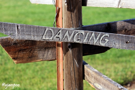 dancing with namemark
