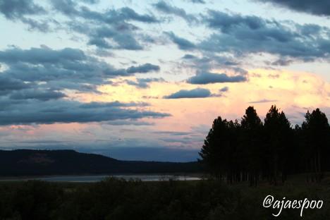 sunset with namemark 2