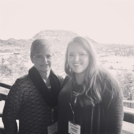 Estes Park, CO with Mom