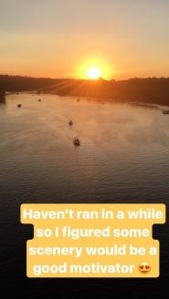 Potomac River from the Key Bridge