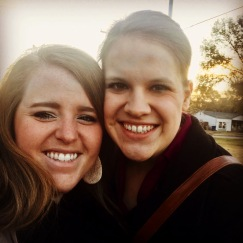 Visiting Megan in Wichita