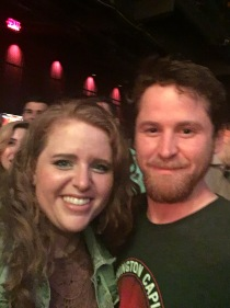 Turnpike Troubadours concert with Sam