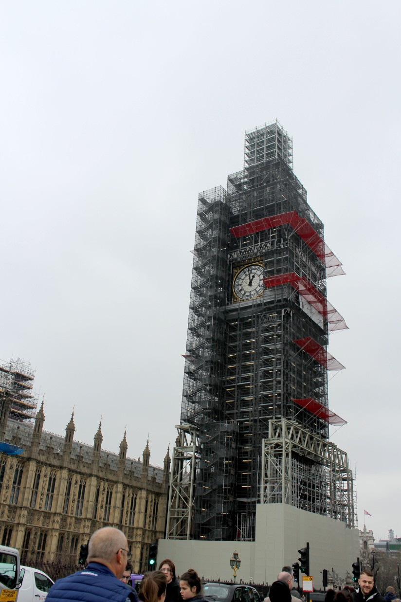 London Big Ben 2018