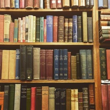 APR18 - London - Books - EDITED FOR INSTA
