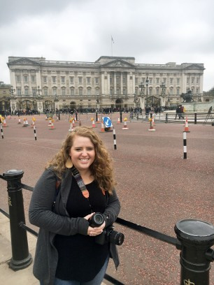 APR18 - London - Buckingham Palace (2)