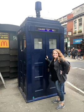 APR18 - London - Tardis (1)