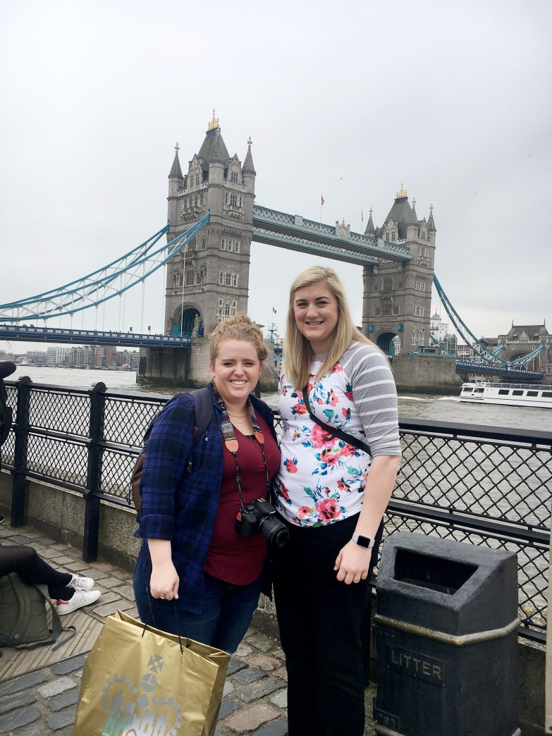 APR18 - London Trip - London Bridge (1)