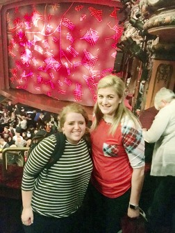 APR18 - London Trip - The Lion King (1)