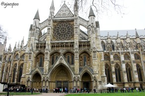 APR18 - London - Westminster Abbey (3) NAMEMARK